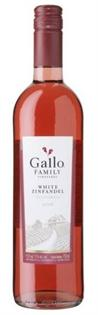 Gallo Family Vineyards White Zinfandel...